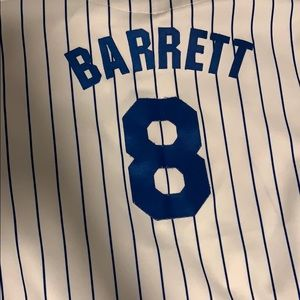 Barrett Cubs Jersey Youth Large